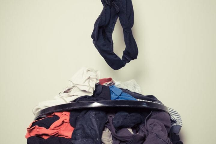 Úklid šatníku