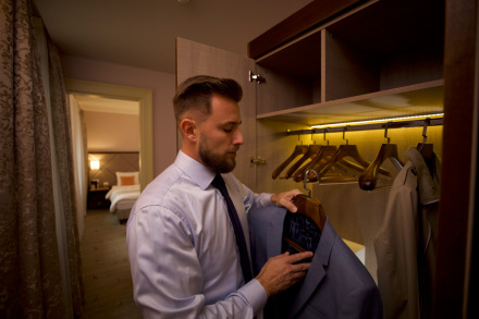 Galéria Hotelové šatníkové ramienka