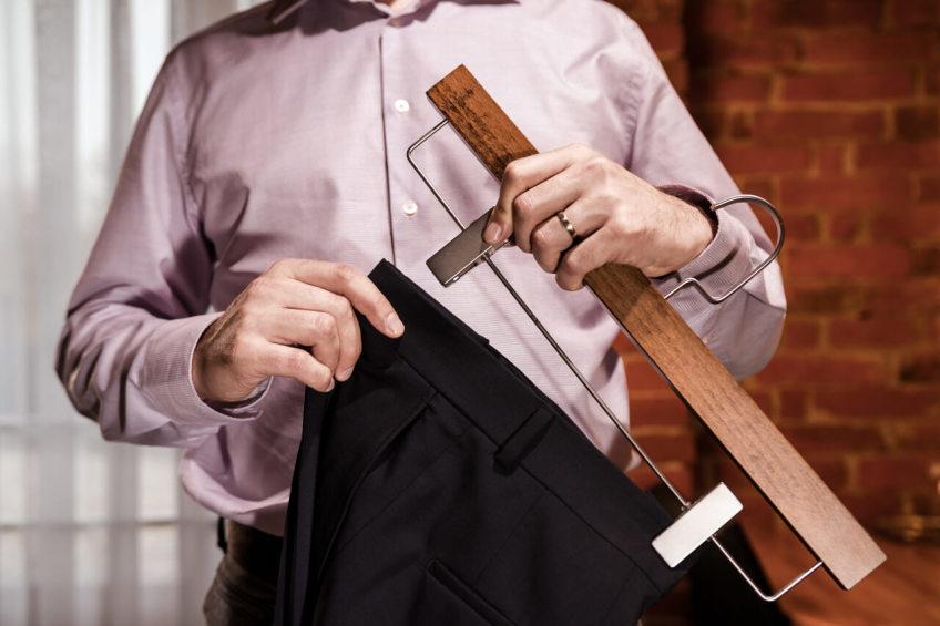Mekko kalhotové ramínko s klipy